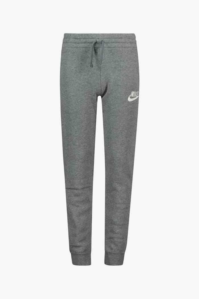 Nike Sportswear Club Fleece pantaloni della tuta bambini Colore Grigio 1