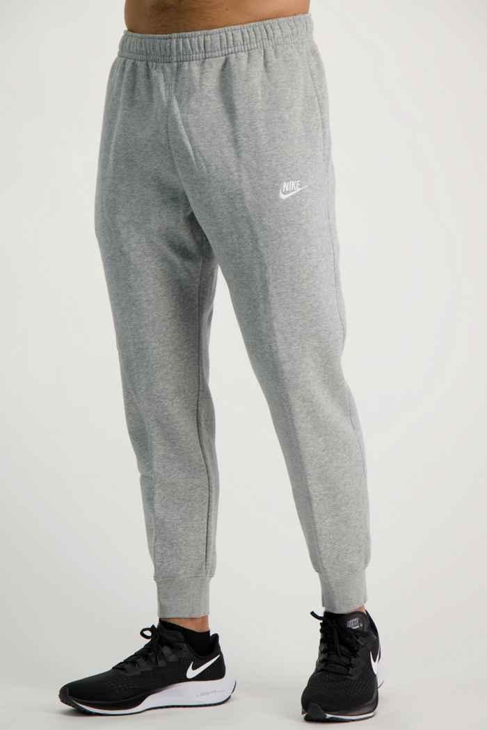 Nike Sportswear Club Fleece pantaloni della tuta uomo Colore Grigio 1