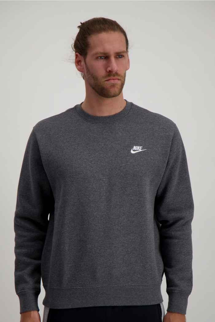 Nike Sportswear Club maglioni uomo Colore Grigio 1