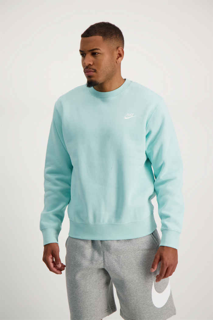 Nike Sportswear Club maglioni uomo Colore Verde menta 1