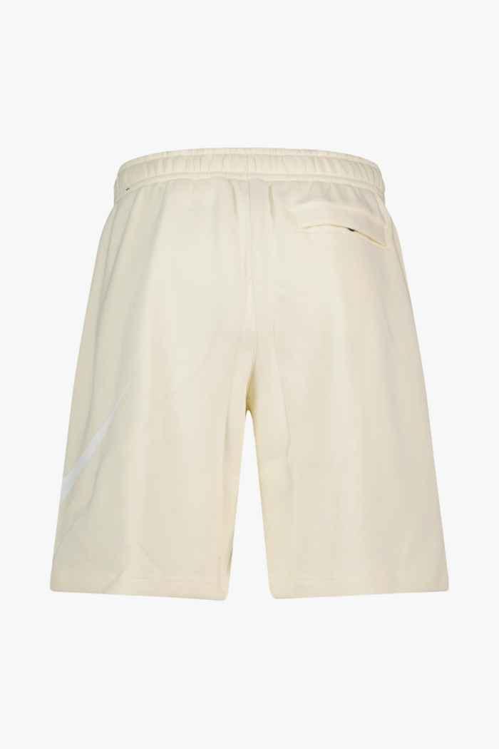 Nike Sportswear Club short hommes Couleur Blanc cassé 2