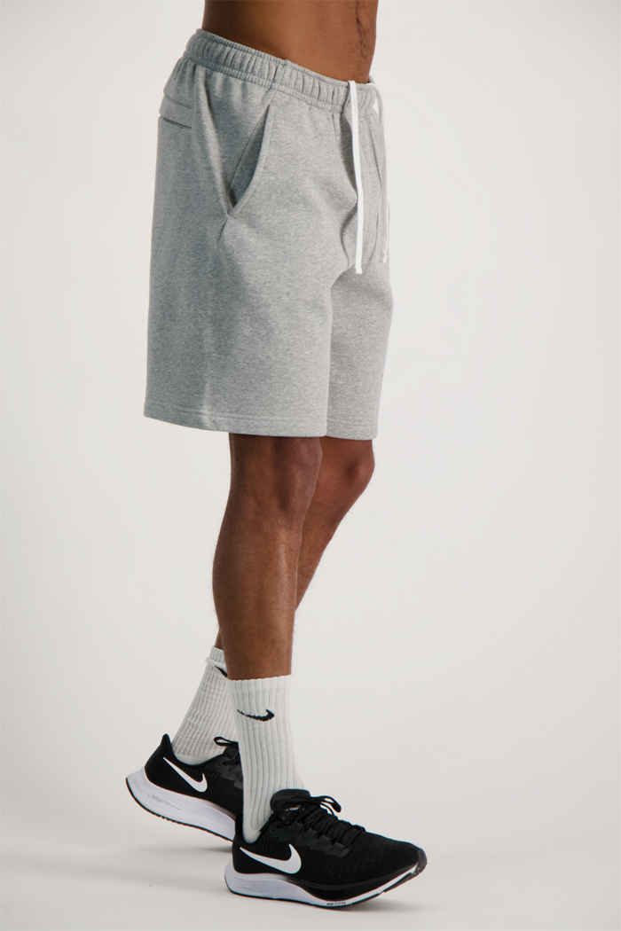 Nike Sportswear Club short hommes Couleur Gris clair 1