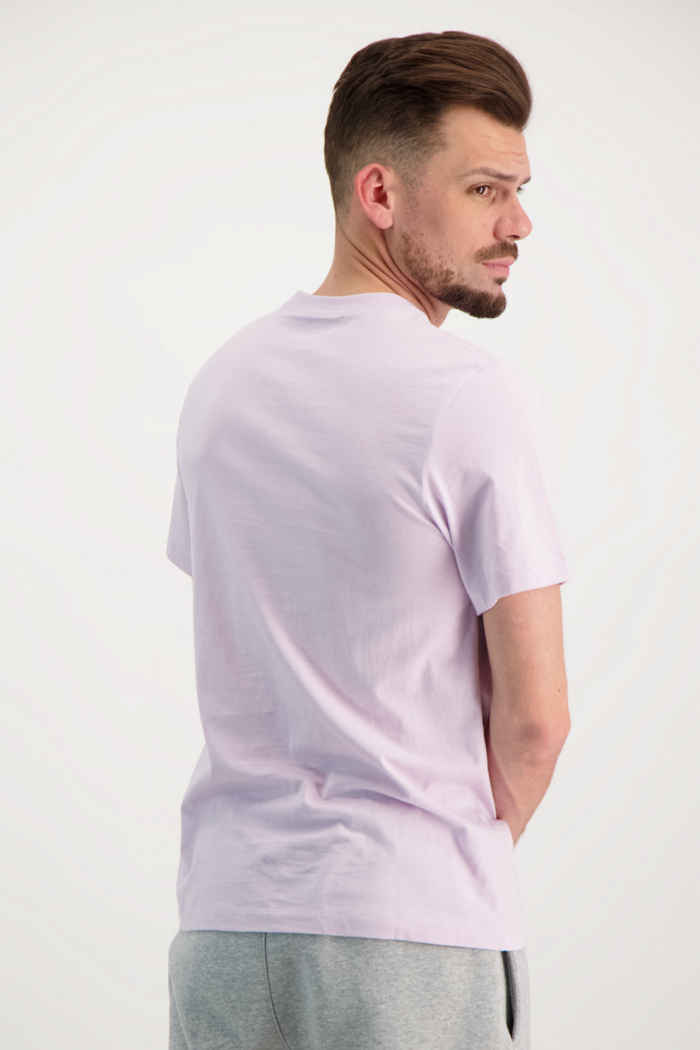 Nike Sportswear Club t-shirt hommes Couleur Lilas 2