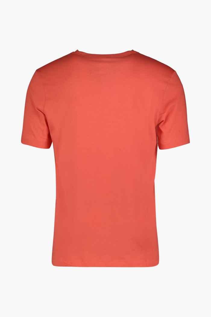 Nike Sportswear Club t-shirt hommes Couleur Rouge 2