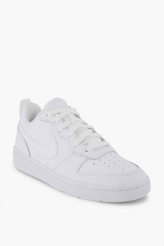 Nike Sportswear Court Borough Low 2 sneaker bambini Colore Bianco 1