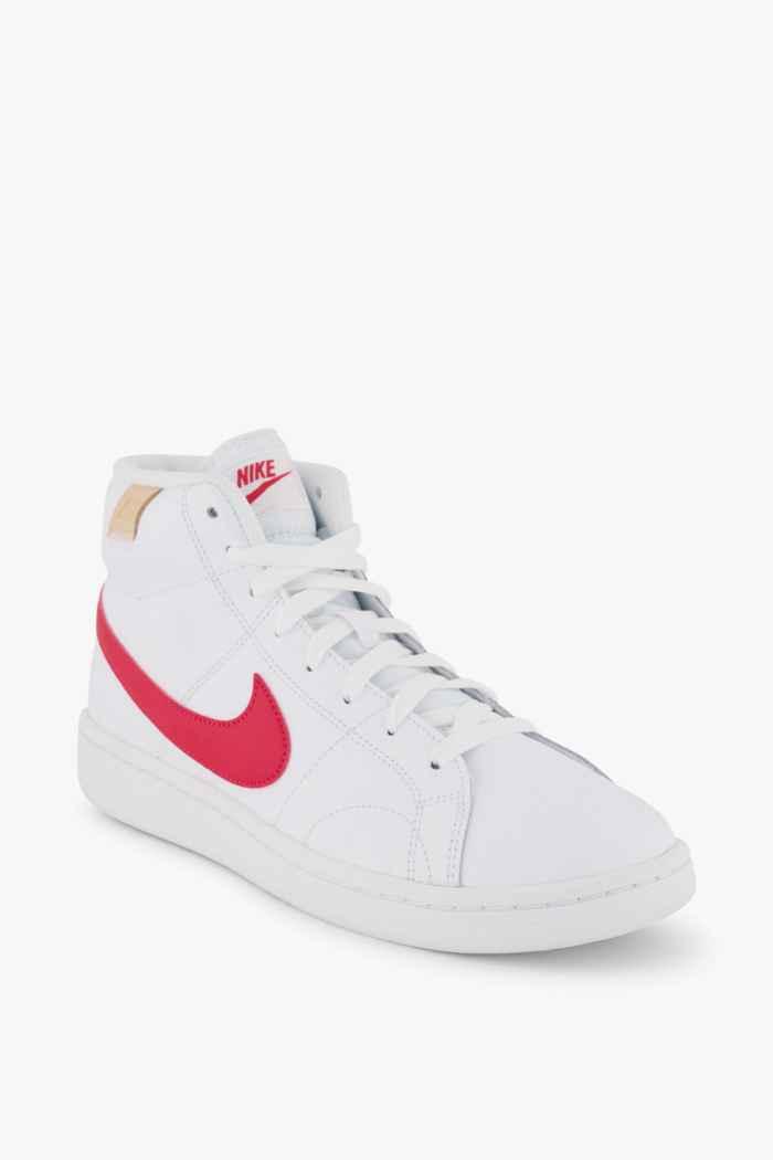 Nike Sportswear Court Royale 2 Mid Herren Sneaker Farbe Weiß 1