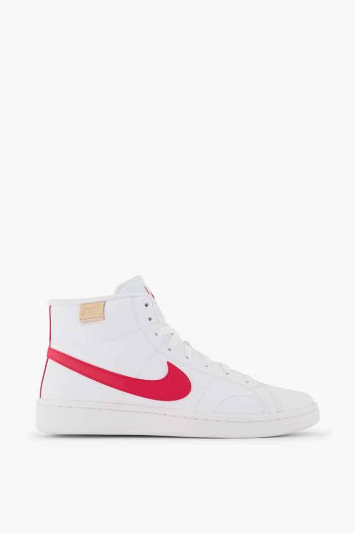 Nike Sportswear Court Royale 2 Mid sneaker hommes Couleur Rouge/blanc 2