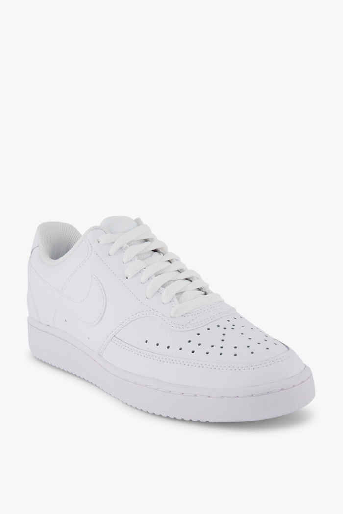 Nike Sportswear Court Vision Low sneaker donna Colore Bianco 1