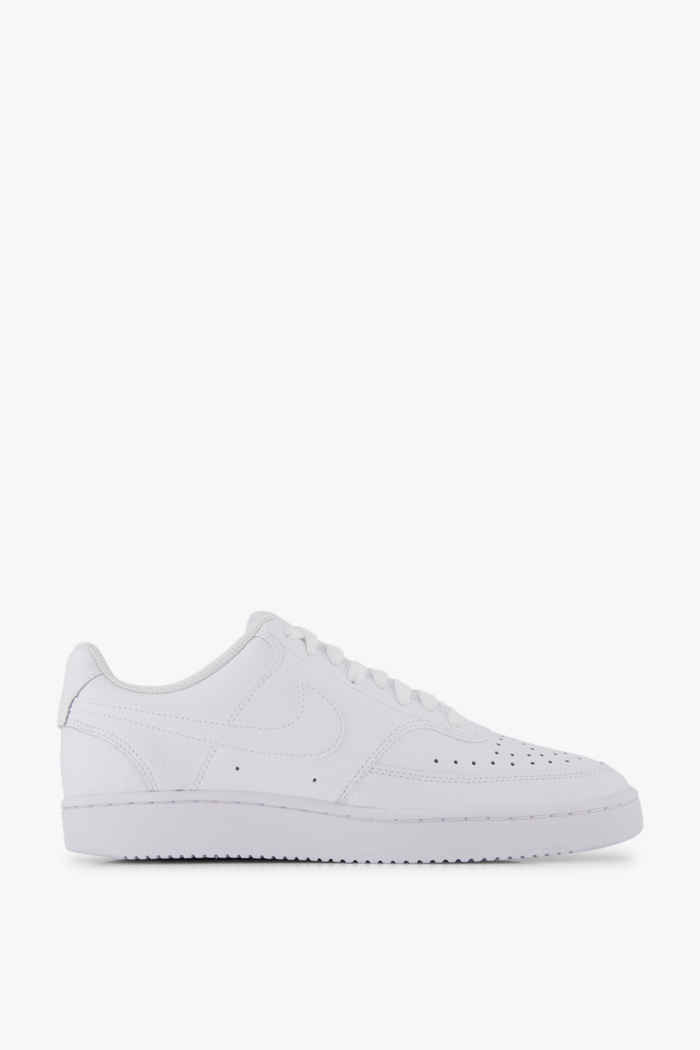 Nike Sportswear Court Vision Low sneaker donna Colore Bianco 2
