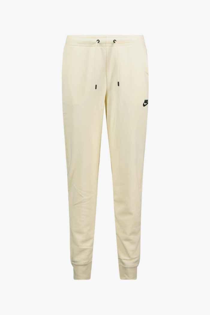 Nike Sportswear Essential pantalon de sport femmes Couleur Blanc cassé 1