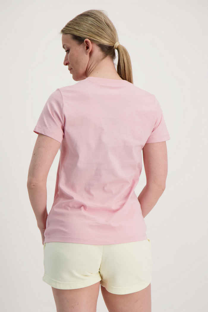 Nike Sportswear Essential t-shirt donna Colore Rosa 2