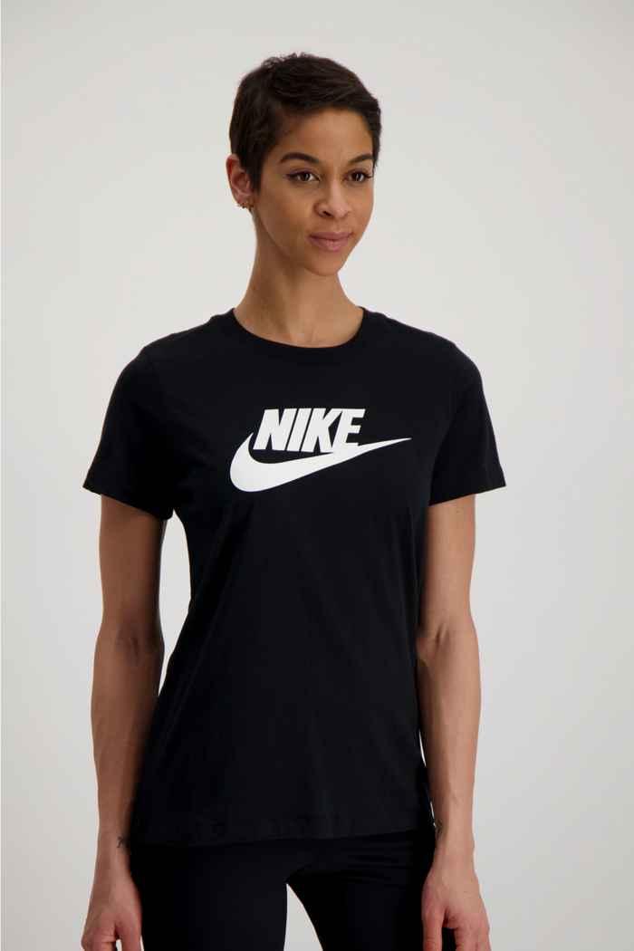 Nike Sportswear Essential t-shirt femmes Couleur Noir 1