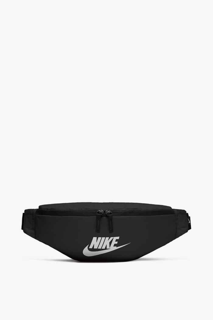 Nike Sportswear Heritage sac banane Couleur Noir 1
