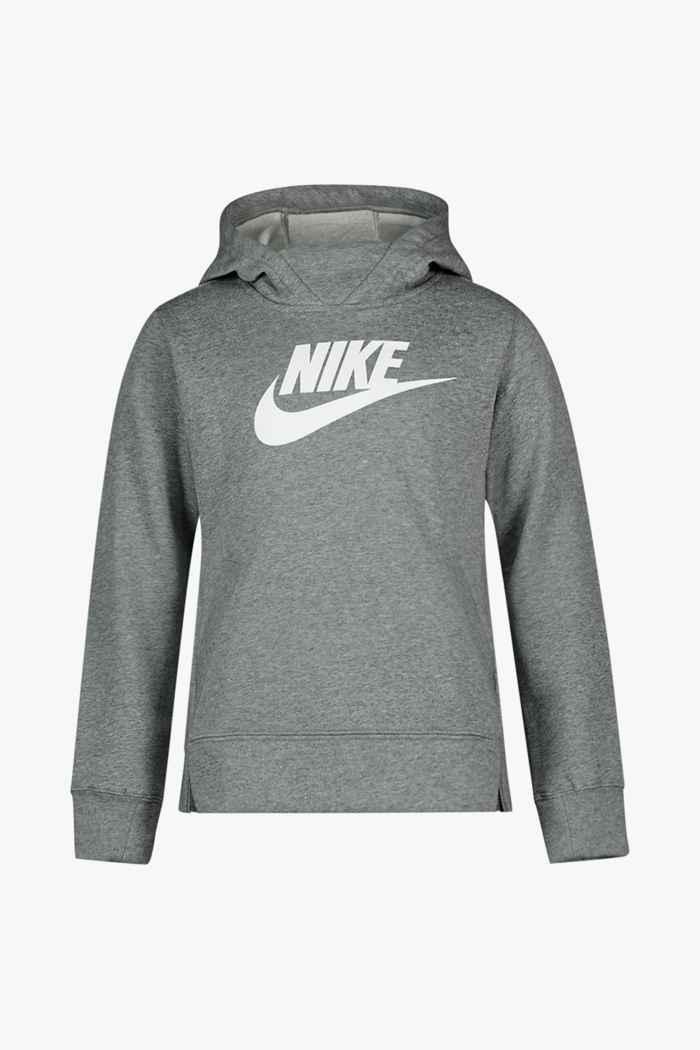 Nike Sportswear hoodie bambina Colore Grigio 1