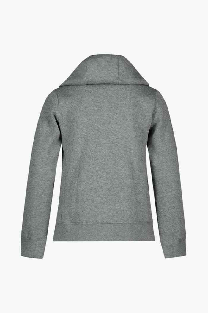 Nike Sportswear hoodie bambina Colore Grigio 2