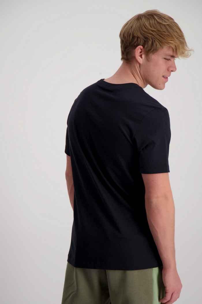 Nike Sportswear Icon Futura t-shirt hommes Couleur Noir-blanc 2
