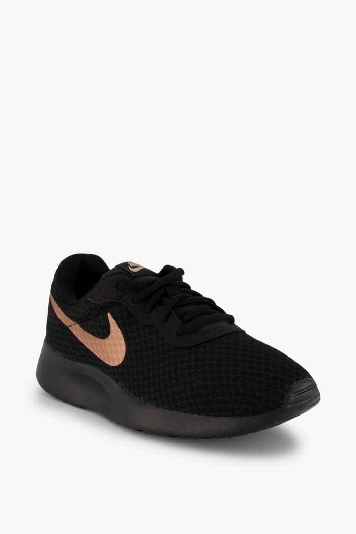 Nike Sportswear Tanjun sneaker donna Colore Nero 1