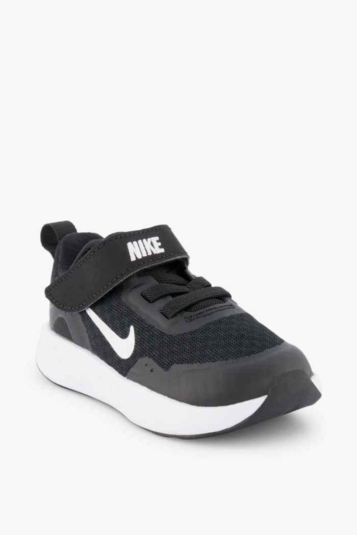 Nike Sportswear Wearallday Kleinkind Sneaker Farbe Schwarz-weiß 1