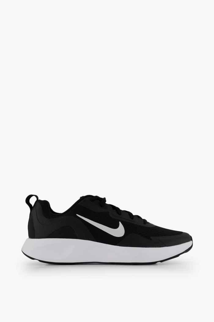 Nike Sportswear Wearallday sneaker hommes Couleur Noir-blanc 2