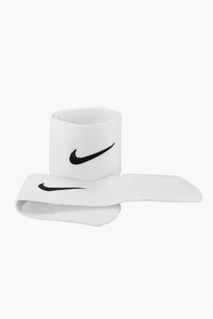 Nike Stay II guard sleeve Colore Bianco 1