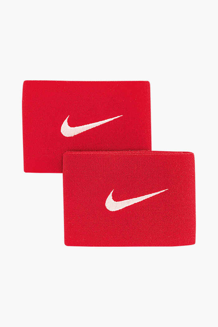 Nike Stay II guard sleeve Couleur Rouge 1