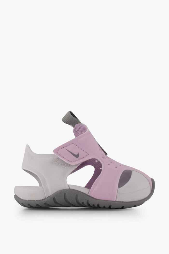 Nike Sunray Protect 2 Kleinkind Badeschuh Farbe Rosa 2