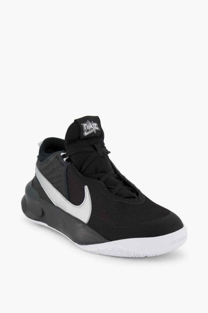 Nike Team Hustle D 10 chaussures de basket enfants 1