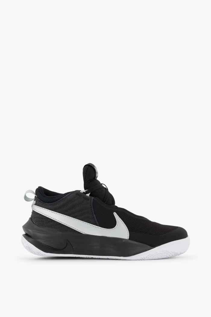 Nike Team Hustle D 10 chaussures de basket enfants 2