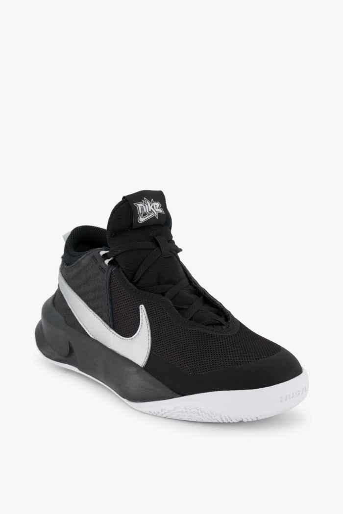 Nike Team Hustle D 10 Kinder Basketballschuh 1