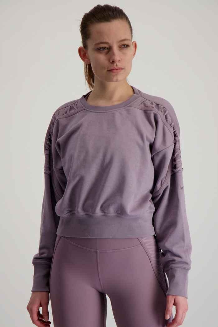 Nike Therma Damen Pullover 1
