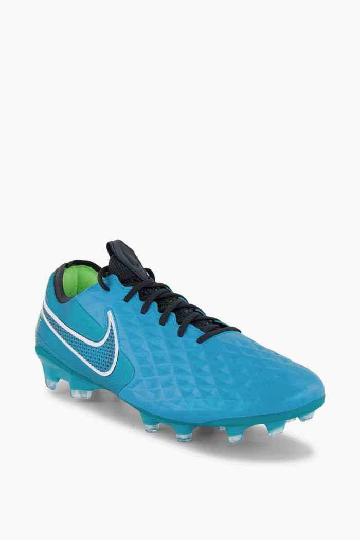 Nike Tiempo Legend 8 Elite FG Herren Fussballschuh Farbe Blau 1