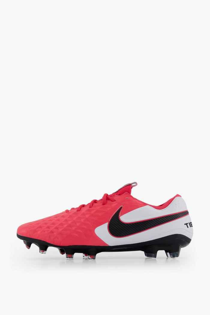 Nike Tiempo Legend 8 Elite FG Herren Fussballschuh Farbe Rot 2