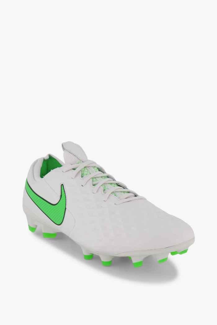 Nike Tiempo Legend 8 Elite FG Herren Fussballschuh Farbe Weiß 1