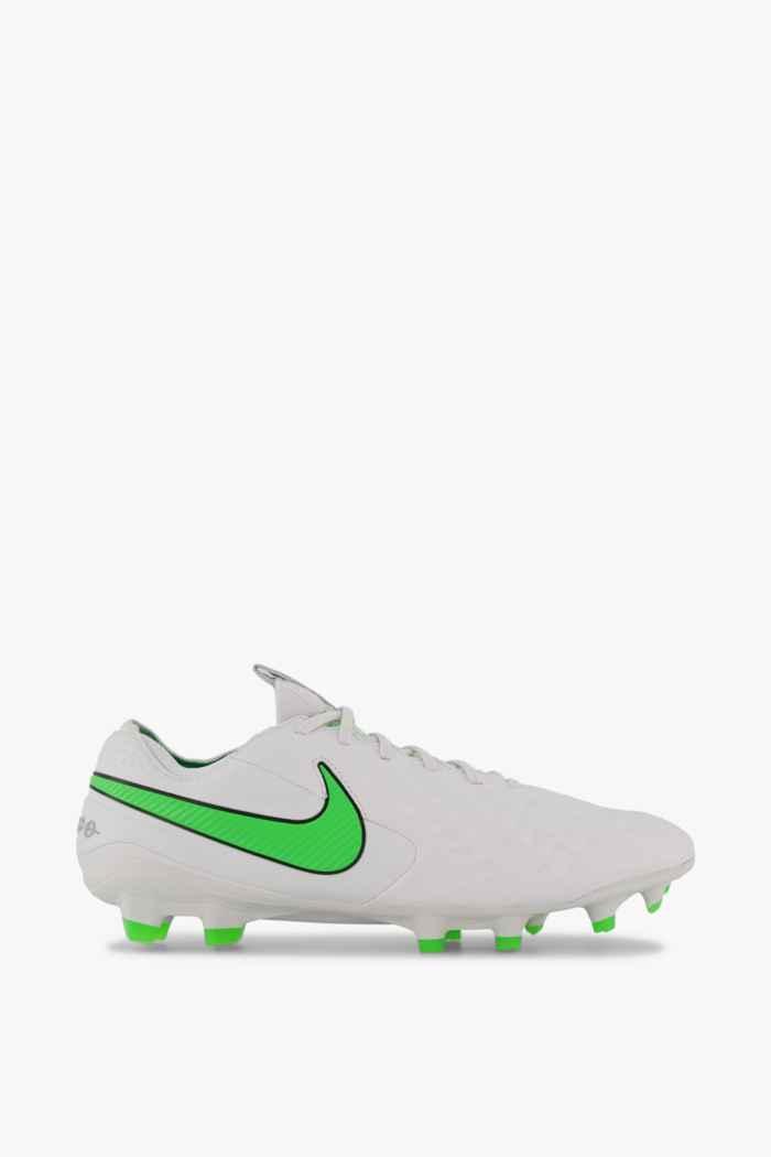 Nike Tiempo Legend 8 Elite FG Herren Fussballschuh Farbe Weiß 2