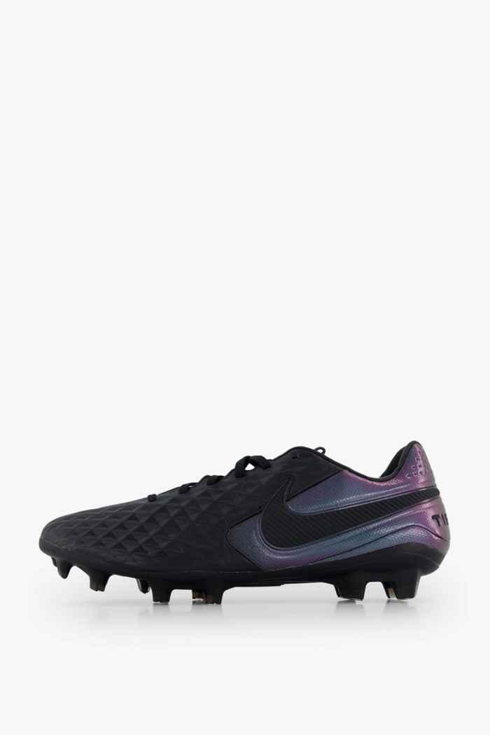 Nike Tiempo Legend 8 Pro FG chaussures de football hommes Couleur Noir 2