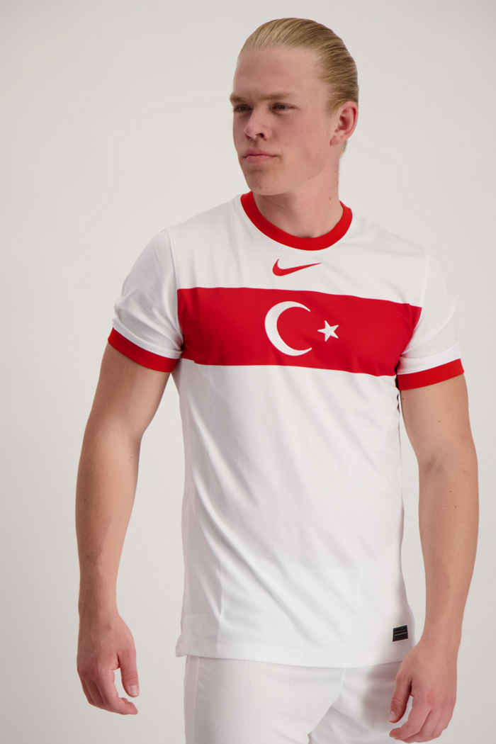 Nike Türkei Home Replica Herren Fussballtrikot 1