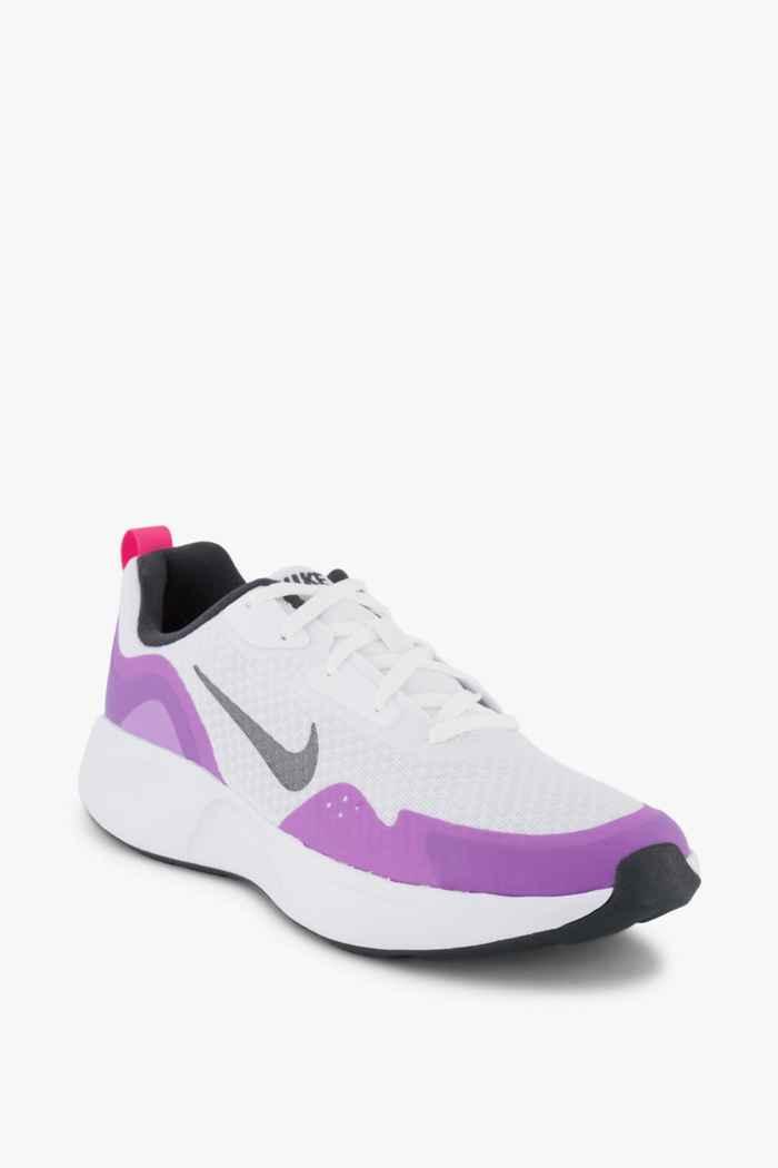 Nike Wearallday sneaker bambina Colore Fucsia 1