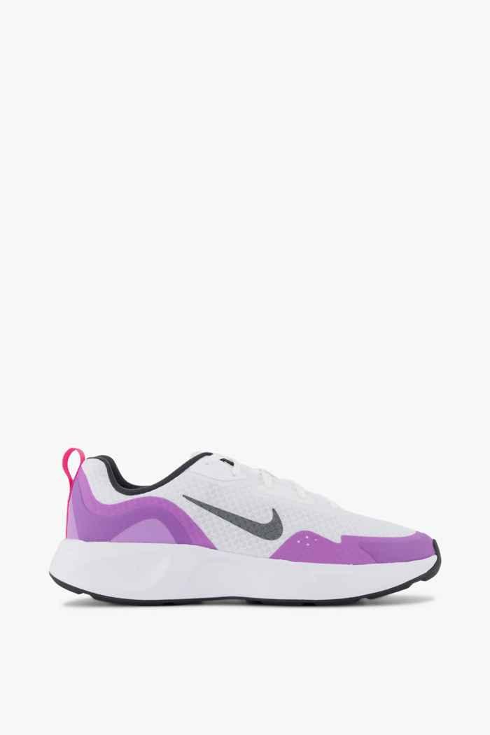 Nike Wearallday sneaker bambina Colore Fucsia 2