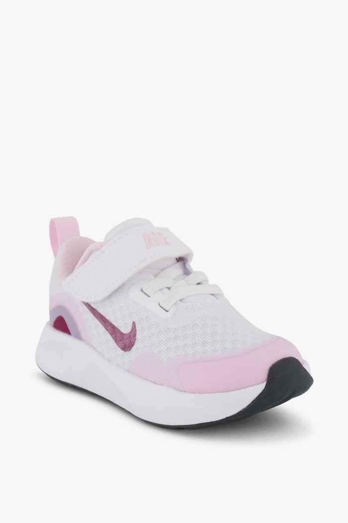 Nike Wearallday sneaker bimbo Colore Bianco 1