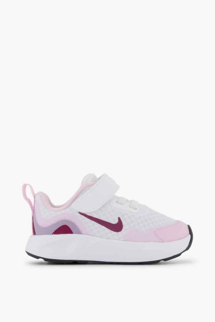 Nike Wearallday sneaker bimbo Colore Bianco 2