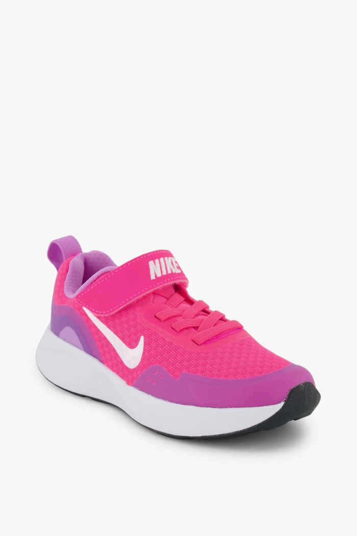 Nike Wearallday sneaker bimbo Colore Rosa intenso 1
