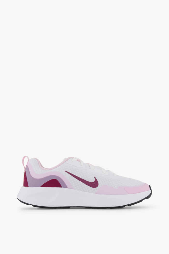 Nike Wearallday sneaker filles Couleur Blanc 2