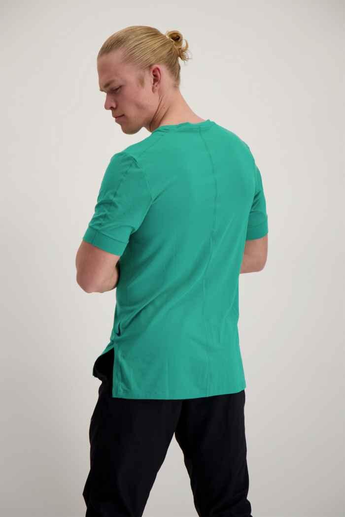 Nike Yoga Dri-FIT t-shirt uomo Colore Verde 2