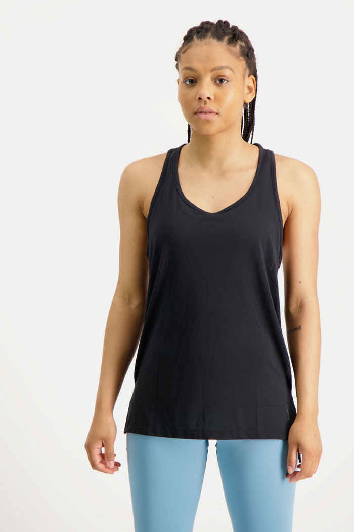 Nike Yoga top femmes Couleur Noir 1