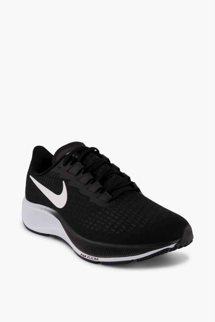 Nike Zoom Pegasus 37 Herren Laufschuh Farbe Schwarz-weiß 1