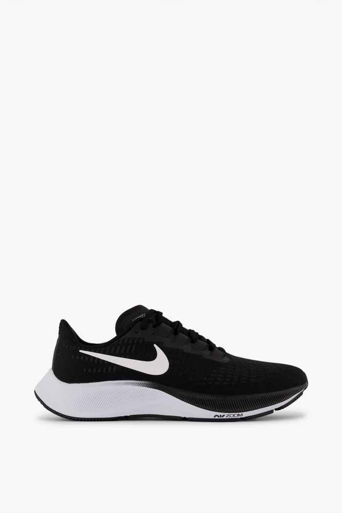 Nike Zoom Pegasus 37 Herren Laufschuh Farbe Schwarz-weiß 2