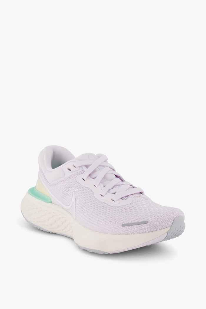Nike ZoomX Invincible Run Flyknit chaussures de course femmes Couleur Violet 1