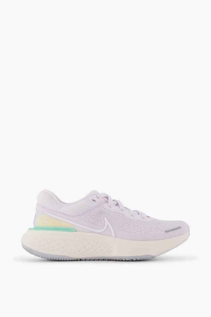 Nike ZoomX Invincible Run Flyknit chaussures de course femmes Couleur Violet 2