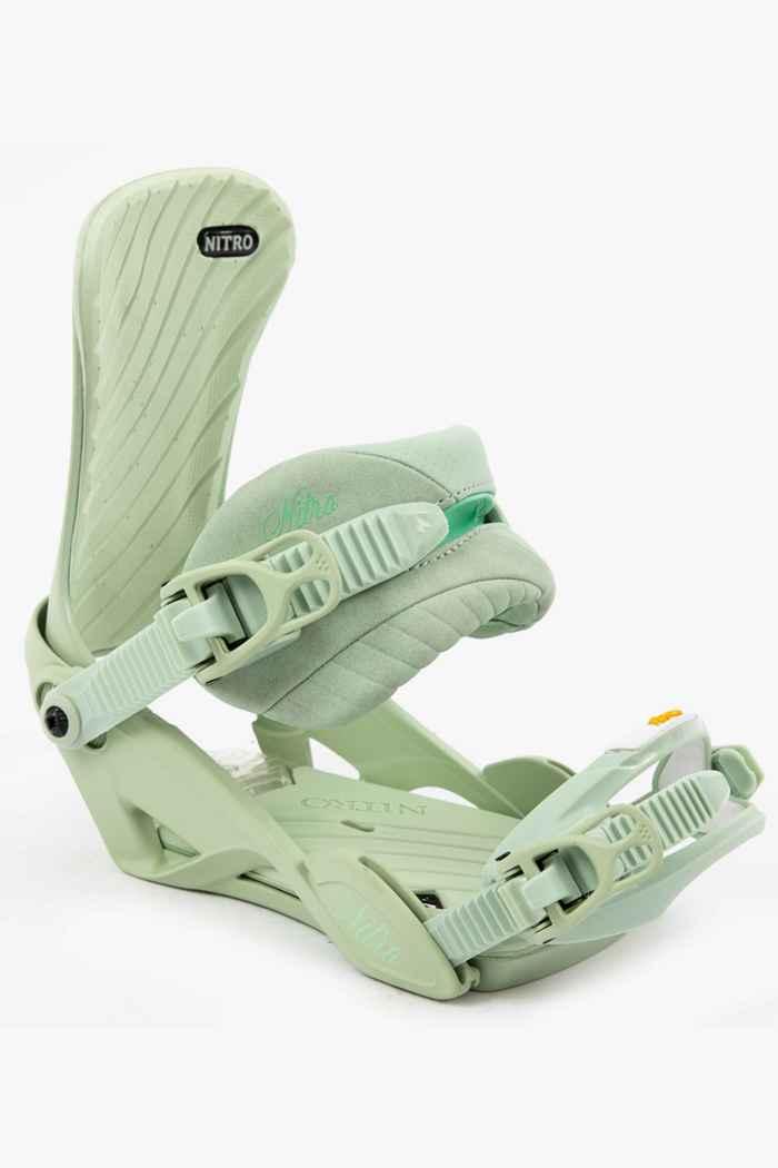 Nitro Ivy Damen Snowboardbindung 1