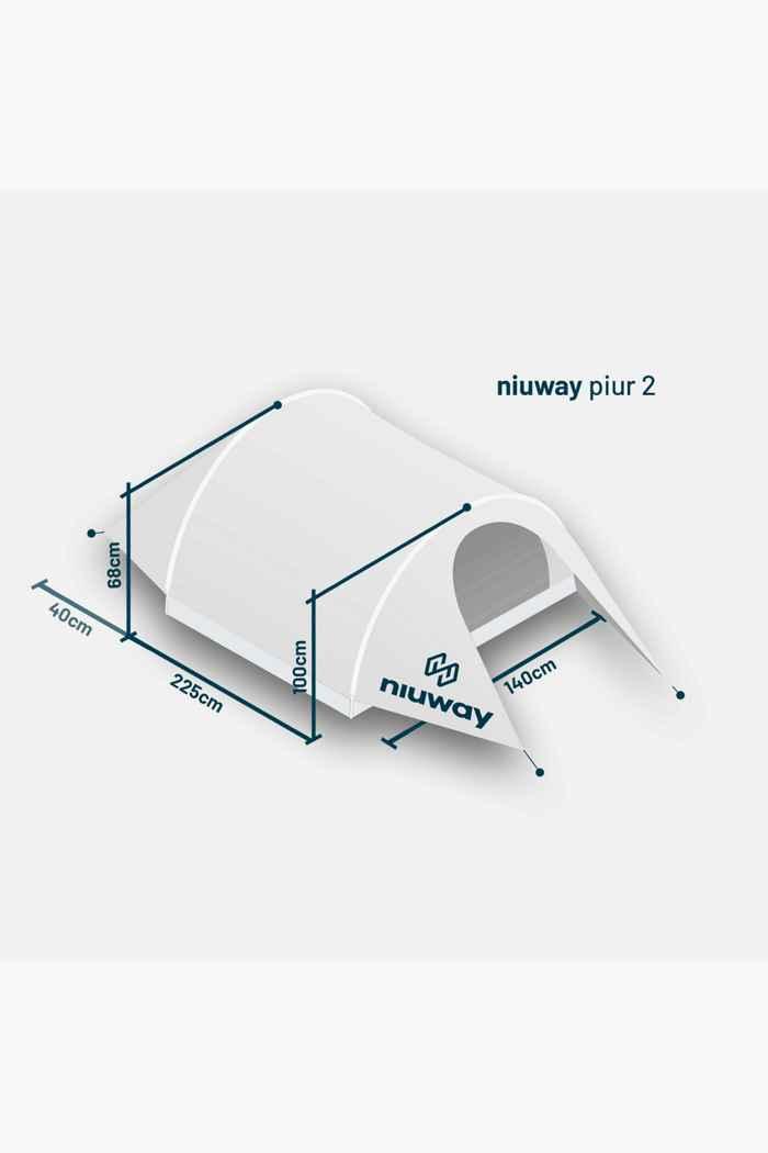 niuway Piur 2 tente 2
